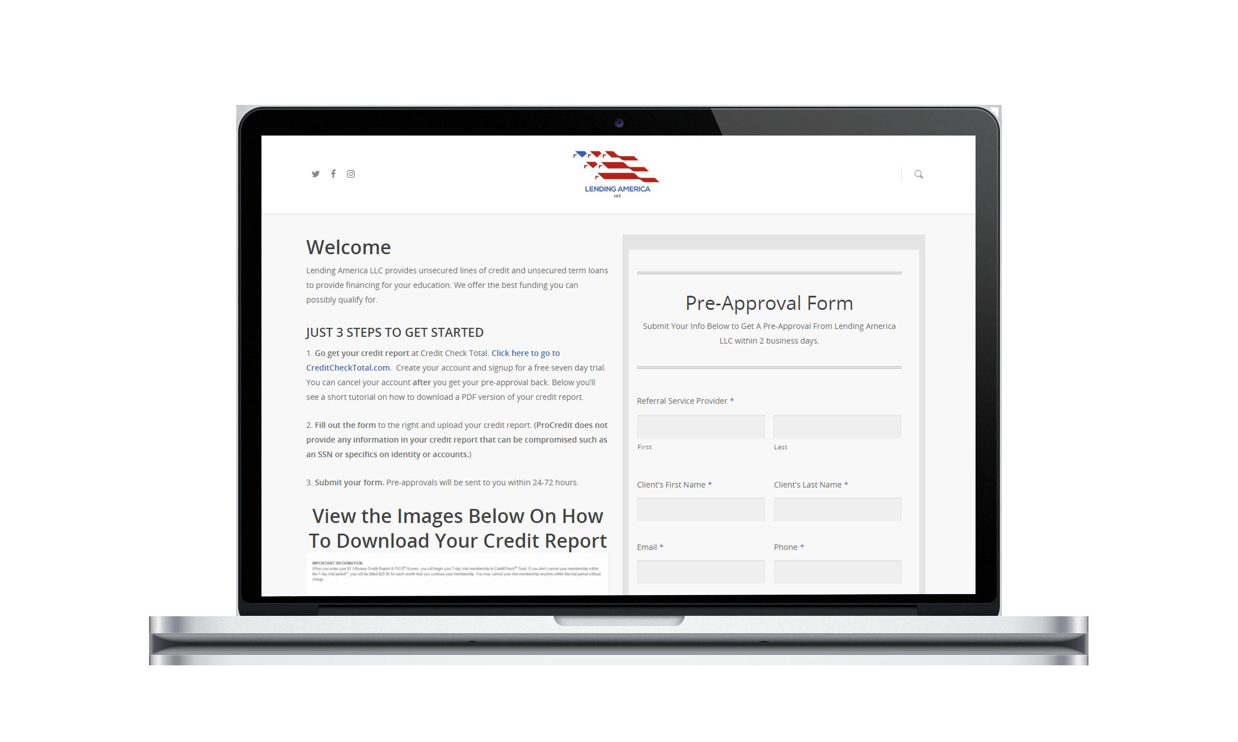 Lending America MacBook-Pro-mockup